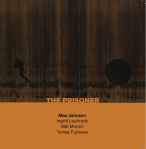 Max Johnson - The Prisoner - cover