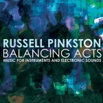 rr7921 - balancing acts - front cover